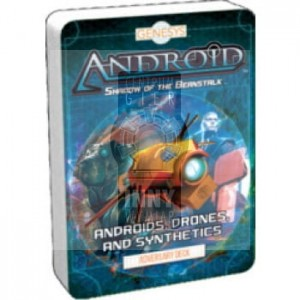 Genesys RPG Androids, Drones, and Synthetics Adversary Deck