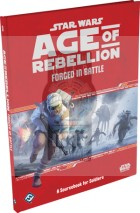 Star Wars: Age of Rebellion - Forged in Battle