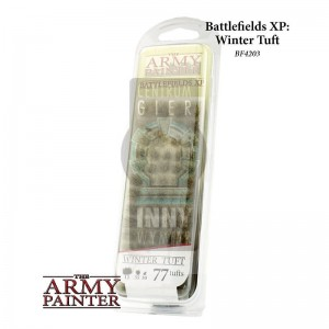 Army Painter: Winter Tuft 6 mm