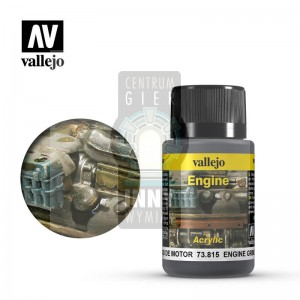 Vallejo Weathering Effects: Engine Grime