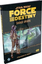 Star Wars: Force and Destiny - Savage Spirits
