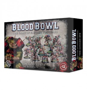 Blood Bowl Team The Gouged Eye Orc