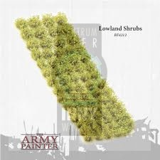 Army Painter: Lowland Shrubs Tuft