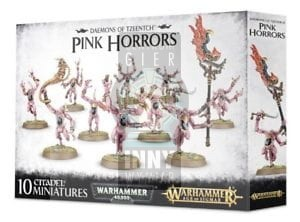Disciples of Tzeentch: Pink Horrors of Tzeentch