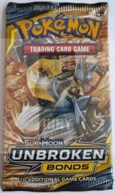 Pokemon TCG: S&M10 Unbroken Bonds BOOSTER