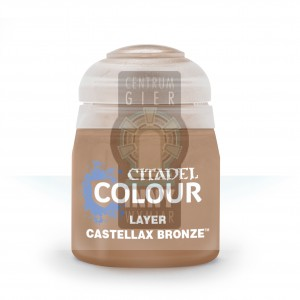 Citadel Layer: Castellax Bronze
