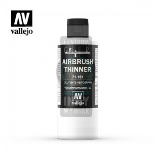 Vallejo Technical 71.161 Airbrush Thinner (200 ml)