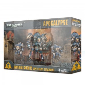 Imperial Knights Super-heavy Detachmentent