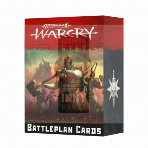 Warcry Battleplan Cards