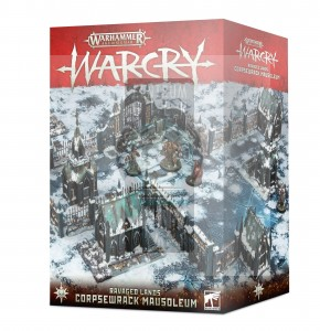 Warcry Ravaged Lands: Corpsewrack Mausoleum