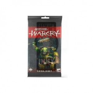 Warcry Warband Cards - Ironjawz