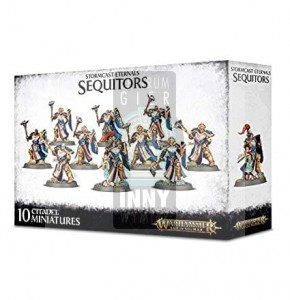 Stormcast Eternals:  Sequitors