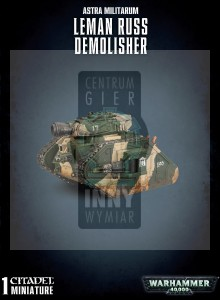 Astra Militarum: Leman Russ Demolisher