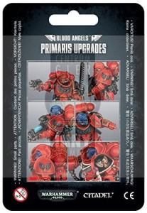 Blood Angels: Primaris Upgrades