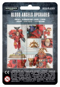Blood Angels: Upgrade Pack
