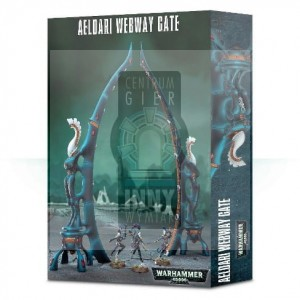 Craftworlds Webway Gate