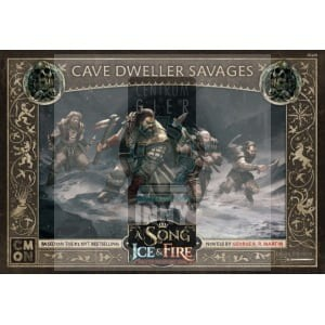 A Song Of Ice and Fire- Free Folk Cave Dweller Savages