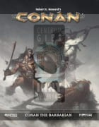 Conan RPG: Conan the Barbarian + PDF