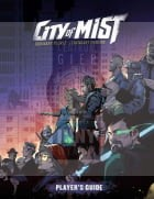 City Of Mist: Player Guide + PDF