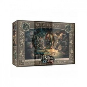 A Song Of Ice And Fire - Free Folk Heroes Box 1