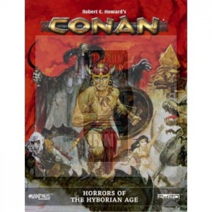 Conan:  Horrors of the Hyborian Age + PDF