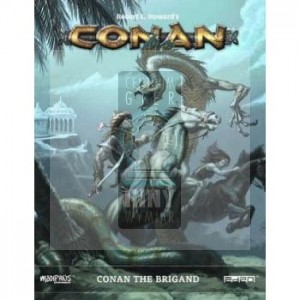 Conan:  Conan the Brigand + PDF