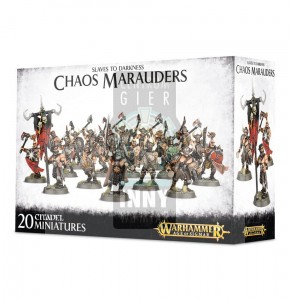 Slaves to Darkness: Chaos Marauders