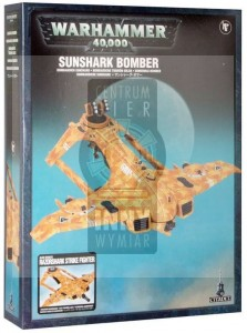 Tau Empire: AX39 Sun Shark Bomber/ Razorshark Strike Fighter