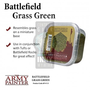 AP Battlefield Field Basing: Grass Green (2019)