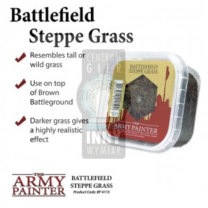 AP Battlefield Field Basing: Steppe Grass (2019)