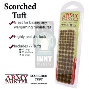 Army Painter: Battlefields: Scorched Tuft