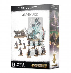 Cities of Sigmar: Start Collecting! Anvilgard