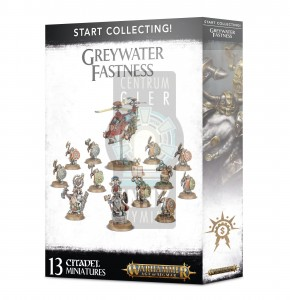 Cities of Sigmar: Start Collecting! Greywater Fastness