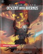 D&D 5.0: Baldur's Gate - Descent Into Avernus