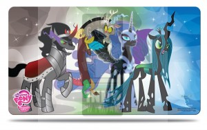 Ultra Pro - Mata do Gry My Little Pony Villains