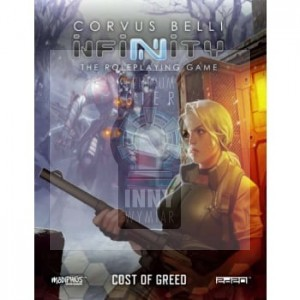 Infinity RPG: Cost of Greed -> Gry RPG > RPG- język angielski > Infinity RPG
