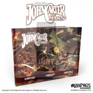 John Carter of Mars: Phantoms of Mars + PDF -> Gry RPG > RPG- język angielski > John Carter of Mars