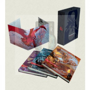 D&D RPG - Core Rulebook Gift Set - EN