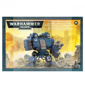 Space Marines: Ironclad Dreadnought -> Gry Bitewne > Warhammer 40k > Imperium > Space Marines