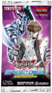 Yu-Gi-OH! TCG: Speed Duel Attack from the Deep BOOSTER