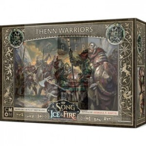 A Song Of Ice And Fire - Thenn Warriors