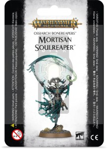 Ossiarch Bonereapers: Mortisan Soulreaper