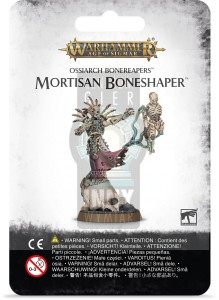 Ossiarch Bonereapers: Mortisan Boneshaper