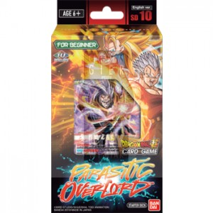 DragonBall Super Card Game - Starter Deck  10