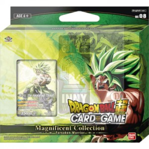 DragonBall Super Card Game Magnificent Collection Broly : Br Ver