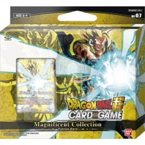 DragonBall Super Card Game Magnificent Collection Gogeta : Br Ver