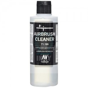 Vallejo Airbrush Cleaner 71.199 (200ml)