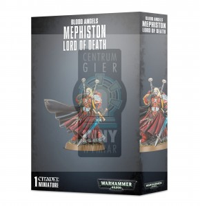 Blood Angels: Mephiston Lord of Death