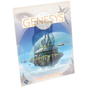 Genesys RPG Game Master's Screen