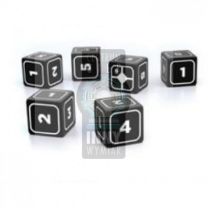 Alien RPG - Base Dice Set- black